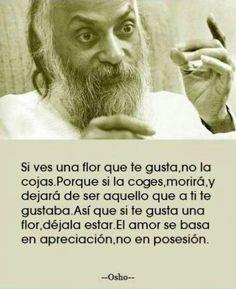 El amor no es posesión