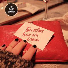 Sardin Bar Och Tapas in Stockholm