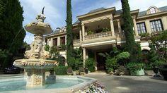 Gigi Hadid & Bella Hadid's Dad Shares A Tour Inside His Incredible Mansion