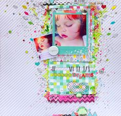 I {lowe} SCRAP :: 'VIVID' :: by Angel4013, via Flickr