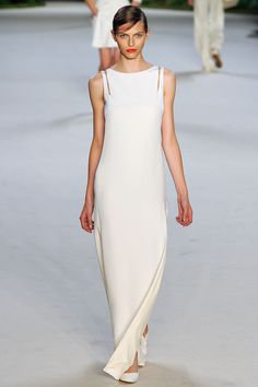 Akris Spring 2013 RTW - Runway Photos - Collections - Vogue
