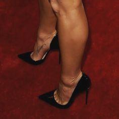 "'LOU BOUTOIN'  ""SoKate"" Stiletto  High Heels THG"