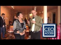 Fun video from CEO Access on The Tasting Room!  http://www.culinarycrafts.com/?p=7115