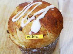 Una receta de pan dulce ideal si es la primera vez que hacés. Bastante sencilla y sale bien siempre! No se la pierdan. Instrucciones paso a paso y VIDEO.