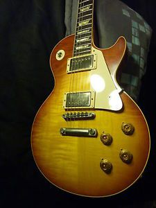 2010 Gibson Eric Clapton 1960 Beano Les Paul VOS...#004...SUPER LOW SERIAL!!! | eBay