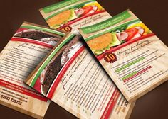 A Sandwich Making Leaflets Designed and Printed for Executive Lunches UK. They are a Sandwich Maker and an Office Delivery Business. They want you to visit their website now or contact them for their price list and full range of mouth watering sandwiches and cakes.