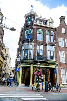 Leiden, The Netherlands Malta, Leiden Netherlands, Day Trips From Amsterdam, Greek Tragedy, Holland, Dutch, Castle, Street View, City