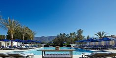 Just in time for summer: The Ojai Valley Inn & Spa has rolled out a new adults-only pool at the storied resort northwest of L. Hotel California, California Getaways, California Living, Southern California, Ojai Valley Inn And Spa, Like A Local, Beach Town, Yoga Retreat