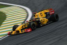 2010 GP Brazylii (Robert Kubica) Renault R30