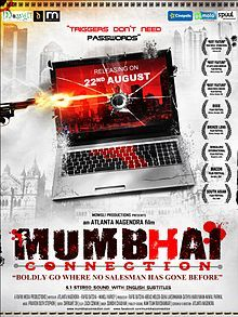 Watch Mumbhai Connection online free comedy movie, Mumbhai Connection is a 2011 Hindi-language movie shot entirely in Atlanta, America. The movie is set to release theatrically in 22 August, 2014 so watch and enjoy online free. Online full Streaming on You tube, Daily motion and more broadcasting sites the movie Director Atlanta Nagendra and Producer Abbas Moloo, Nawal Parwal, Sathya Narayanan Rafiq Batcha and Amber Sharma.