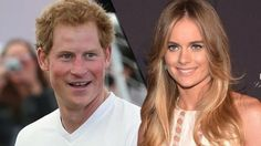 Prince Harry and Cressida Bonas Are Back Together and Engaged