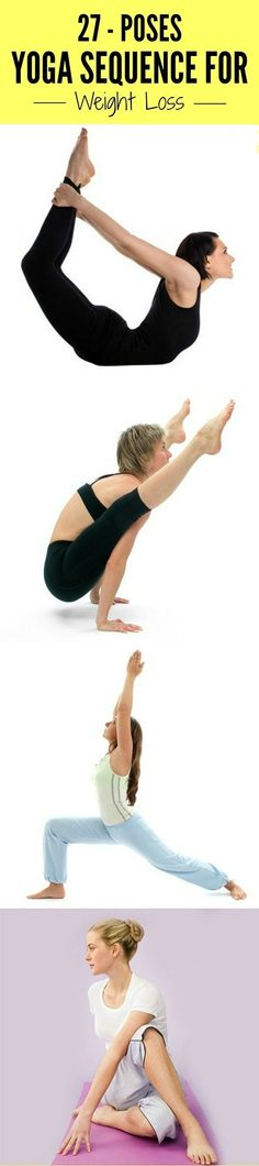 Best Yoga Asanas For Losing Weight Quickly And Easily