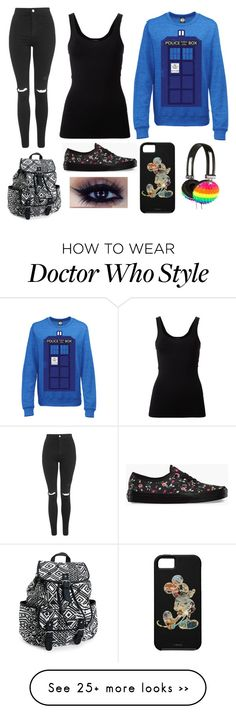 """""""2 kool 4 skool"""" by castiel-is-me on Polyvore featuring Topshop, Theory, Aéropostale, Vans and claire's"""