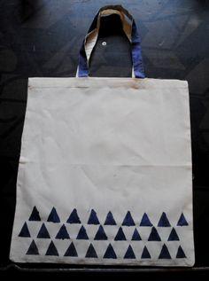 Tote bag DIY - Cabas coton personnalisé