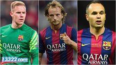 Sau Messi, Barcelona lên kế hoạch trói chân nhiều trụ cột khác