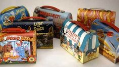 A Moveable Feast: The History of Early and Collectible American Lunchboxes
