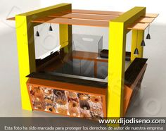 Concept Models Architecture, Decorating Coffee Tables, Kitchen Appliances, Food Carts, Food Trucks, Hot Dog, Bed, Furniture, Home Decor