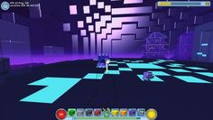 Trove is a Free-to-play open-ended Adventure Role-Playing MMO Game MMORPG taking places in an fully constructible and destructible procedurally generated worlds Free To Play, Adventure, Games, World, Movie Posters, Life, Rpg, Film Poster, Gaming