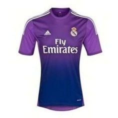 Nueva Camiseta del Real Madrid Portero 2013-2014