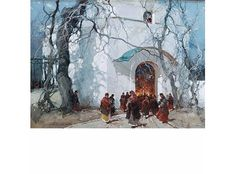 WORK BY GIOVANNI SOTTOCORNOLA TOPS DOYLE NEW YORK'S NOVEMBER 13, 2012 SALE OF EUROPEAN ART - 2112 - Doyle New York