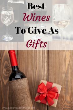 A list of the best wines to give as gifts, for a variety of palettes, occasions, and price ranges. Come find some great gift choices. Best Wine To Drink, Wine Drinks, Beverages, Good Wine For Gift, Buy Wine Online, Wine Gift Baskets, Wine Guide, Wine Deals, Expensive Wine