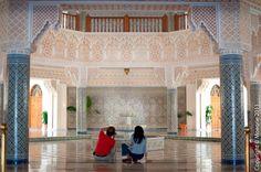 Tlemcen, Algeria (inside the cultural center)