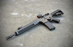 You're not bulletproof..., Fenrir A limited edition LWRC IC-A5 that was...