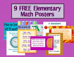 Very good poems to help with math concepts.