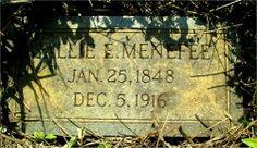 Sallie Wood Menefee - My Second Great Grandmother