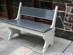 School House Bench