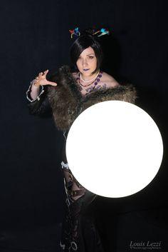 My Lulu costume, photo by Louis Lezzi