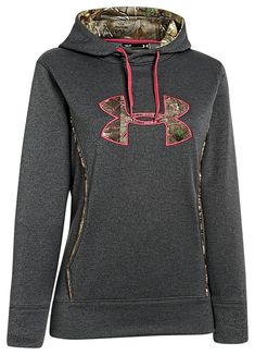 Under Armour Storm Caliber Hoodie for Ladies | Bass Pro Shops- LOVE!!!