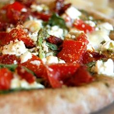 Spinach and Feta Pita Bake Recipe