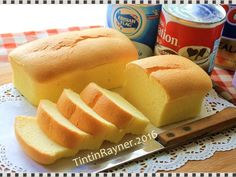Condensed Milk COTTON CAKE 5 Bahan Smooth & Silky Recomended recipe step 8 photo Diet Desserts, Pudding Desserts, Asian Desserts, Dessert Recipes, Delicious Cake Recipes, Yummy Cakes, Bolu Cake, Cake Decorating Company, Cake Varieties