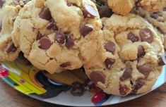 These cookies are the pinnacle of perfection! If you want a big, fat, chewy cookie like the kind you see at bakeries and specialty shops, then these are the...