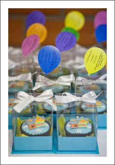 Up Themed Birthday Party Disney Pixar