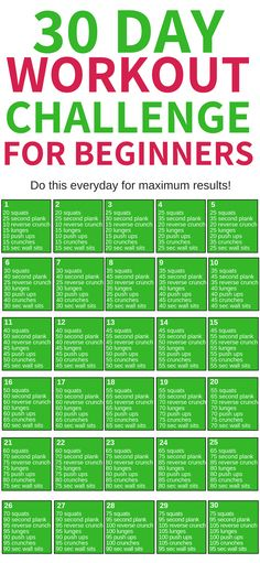 This 30 day workout challenge for beginners is THE BEST! I'm so glad I found thi., This 30 day workout challenge for beginners is THE BEST! I'm so glad I found thi. This 30 day workout challenge for beginners is THE BEST! Fitness Herausforderungen, Fitness Workouts, Health Fitness, Exercise Cardio, Gym Workouts To Lose Weight, Excercise, Ab Workouts, Exercise For Weight Loss, Fitness Diet Plan