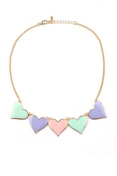 Sweethearts Necklace | Cute Necklaces at Pink Ice