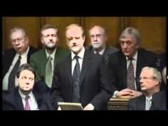 The late Robin Cook MP's resignation speech to Parliament (in full) , on 17 March 2003. I've decide to upload this video as i noticed youtube now allows 15min videos (10 min previously) and as there was not a full version of this historic speech in full available in youtube In memoriam of a decent politician and man that in the crucial moment made the right thing to do, one of few