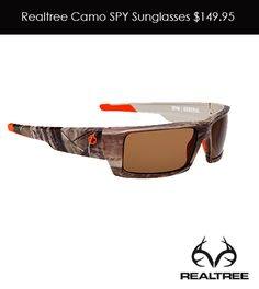 Realtree AP camo SPY Sunglasses $149.95