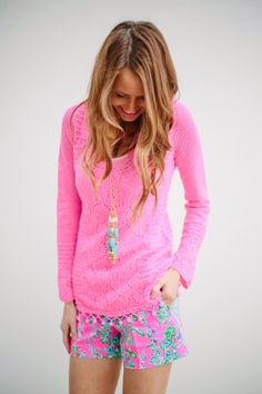 sarah tucker : Lilly Pulitzer Spring 2014 Sneak Peek