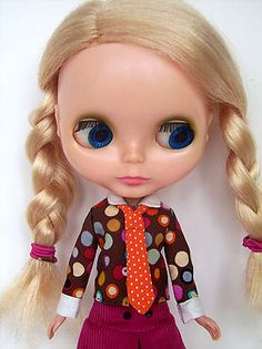 Free sewing patterns for Blythe
