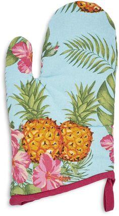 Sur La Table Tropical Oven Mitt $13.00 http://shopstyle.it/l/CpkJ