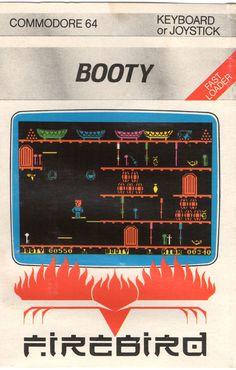 Booty (C64)