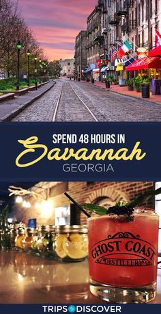 6 Ways to Spend 48 Hours in Savannah, Georgia - USA Destinations Vacation Places, Dream Vacations, Vacation Spots, Places To Travel, Places To See, Travel Destinations, Vacation Ideas, Savannah Georgia Travel, Savannah Chat