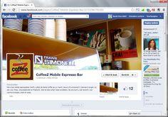 CoffeeZ mobile espresso bar (Facebookpagina door Vlot & Goed)