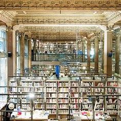 Bookshop Tropismes, located in one of Brussels most beautiful places: The Galeries Royales Saint-Hubert, once home to the sixties jazzclub Blue Note.