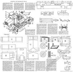 Юный техник - для умелых рук 1956 Модель автомобиля, страница 3
