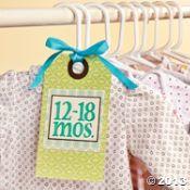 Baby's Closet Tags