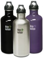 1200 ml Klean Kanteen® Classic mit Loop Cap - in verschiedenen Farben